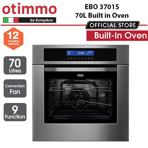 Europace EBO 3701S 70L Built-in Convection Oven