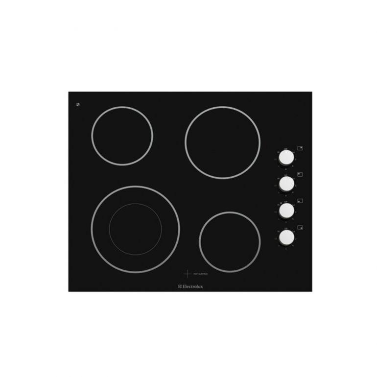 Electrolux 6400W Built-in Ceramic Cooker Hob EHEC65BS - Lion City Company