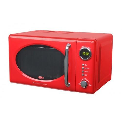 Europace EMW3202T Digital Retro 20L Microwave With Grill