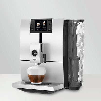 JURA ENA8 Metropolitan Black Automatic coffee Machine