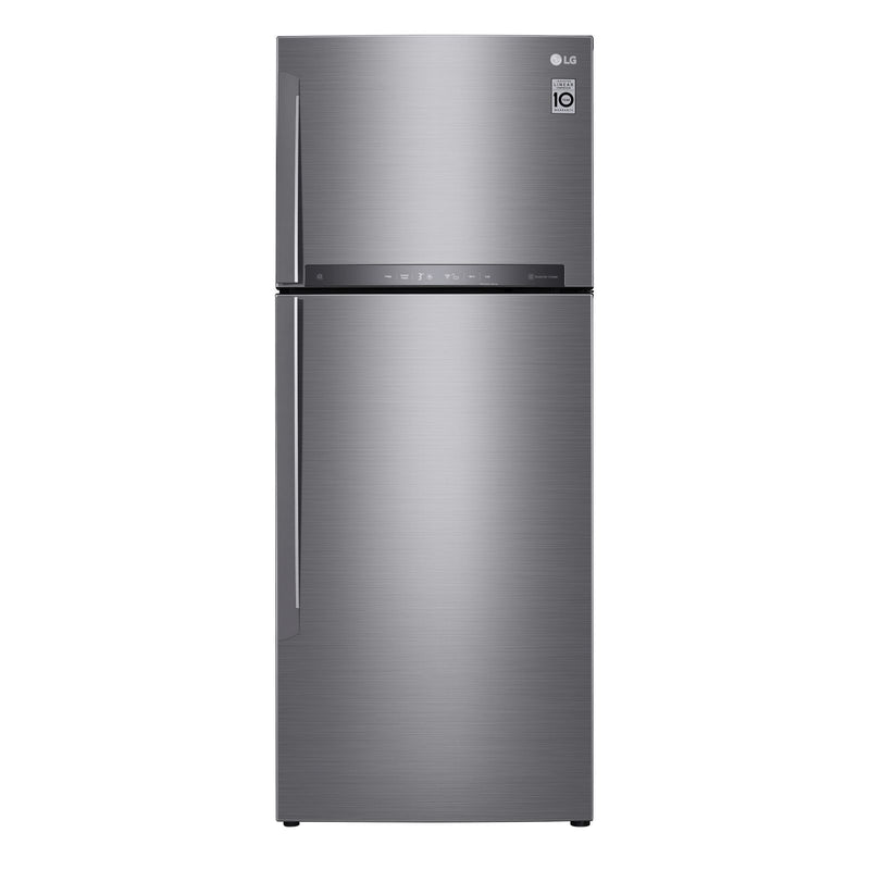 LG GTM5097PZ 2 DR FRIDGE (GROSS 547L) TOP FREEZER - Lion City Company