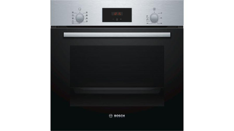 Bosch HBF114BR0K 60cm Built-in Stainless Steel Oven**OUT OF STOCK - Lion City Company
