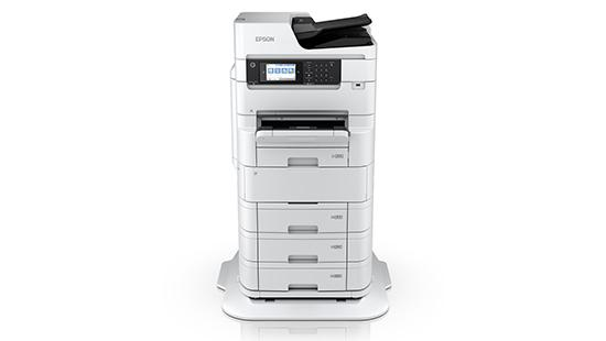 Epson WorkForce Pro WF-C879R A3 Colour Multifunction Printer (FLOOR STANDING CONFIGURATION)