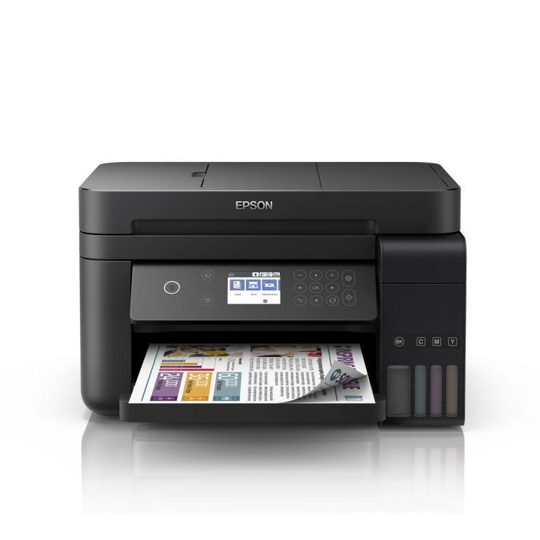 Epson L6170 3-In-1 Ink Tank System Printer With Feeder - Lion City Company