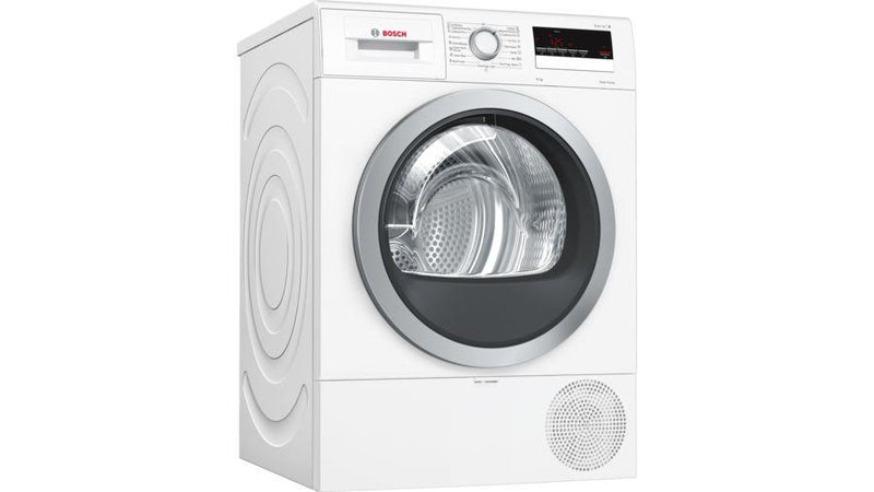 Bosch WTR85V00SG 8kg Condenser Dryer with Heat Pump