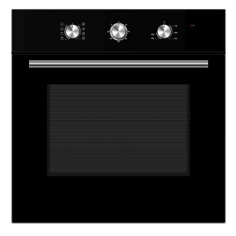 Mayer MMSS882 2 Burner Gas Hob + MMBCH900 Chimney Hood + MMDO8 Built-In Oven