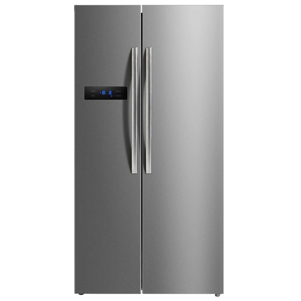 Midea MRM584S Side by Side Fridge (Gross 525L)