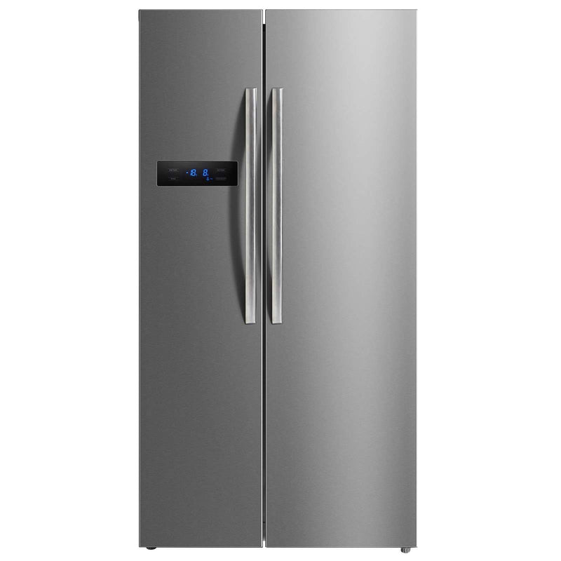 Midea MRM584S Side by Side Fridge (Gross 525L) - Lion City Company