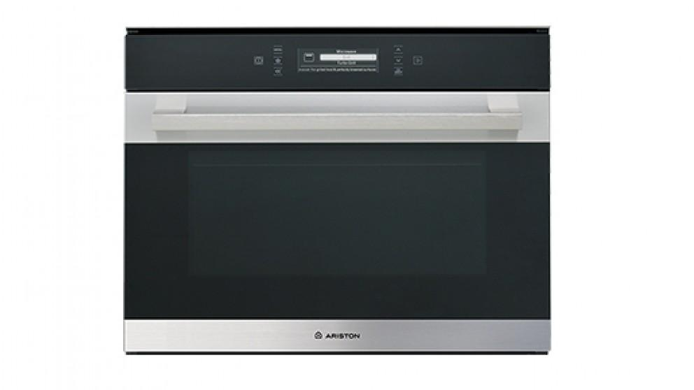 Ariston MS798IXAEX 450mm Stainless Steel Bulit in Combination Steam Oven