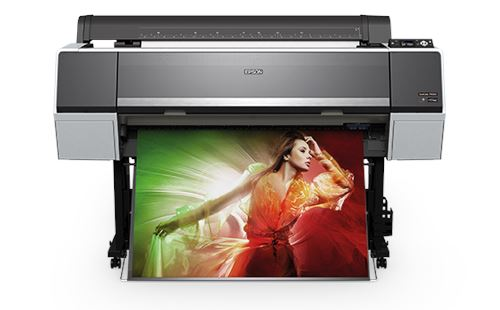 Epson SureColor SCP9000 Photo Graphic/Proofing Inkjet Printer