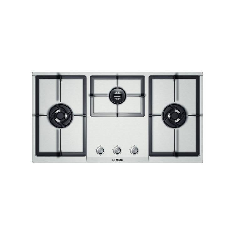 Bosch 90cm Stainless Steel Hob PBD9351SG - Lion City Company