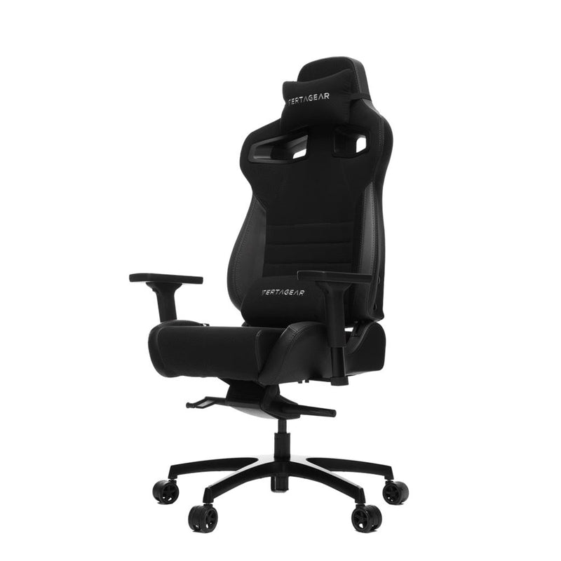 Vertagear Racing Series P-Line PL4500 Coffee Fiber with Silver Embroirdery Gaming Chair
