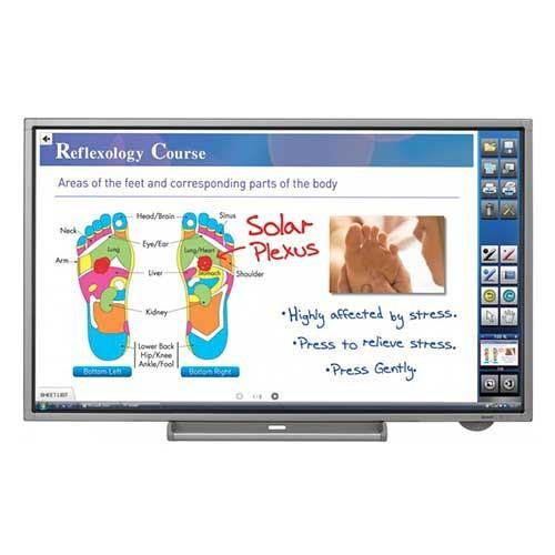"Sharp 60"" Interactive LCD Whiteboard PNL602B (Contact For Price)"