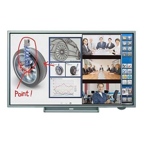 "Sharp 70"" Interactive LCD Whiteboard PNL702B (Contact For Price)"