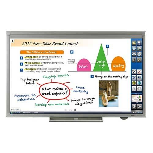 Sharp 80 inches Interactive Whiteboard PNL802B (Contact For Price)