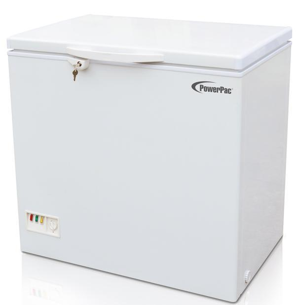 PowerPac 250L Chest Freezer PPFZ250 - Lion City Company