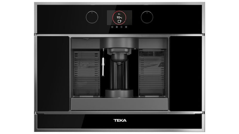 Teka CLC 835 MC Built-in Multi Capsule Coffee Maker with digital display