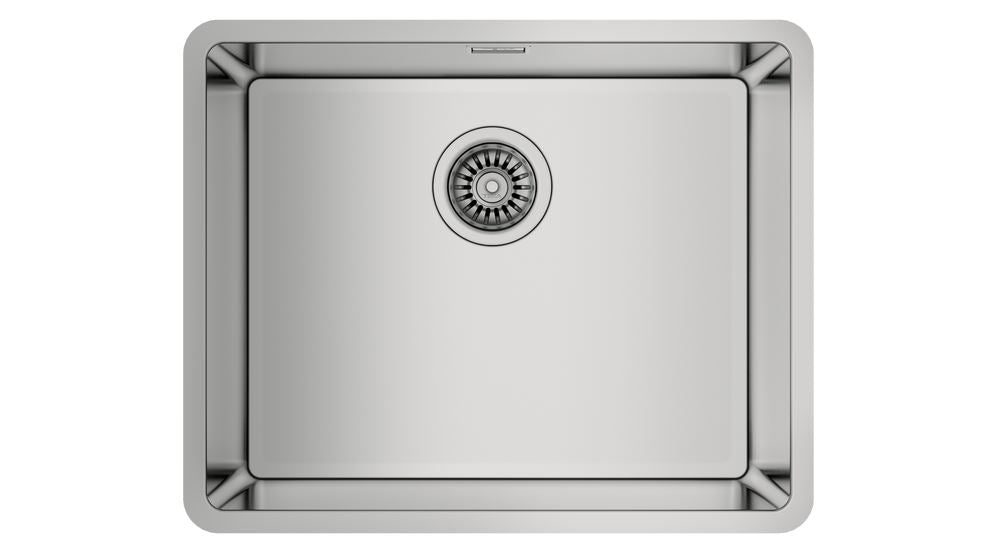 Teka BE LINEA RS15 50.40 Undermount Stainless Steel Sink with one bowl