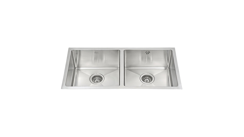 Teka ARQ 2B 840 Undermount Stainless Steel Sink Two Bowls