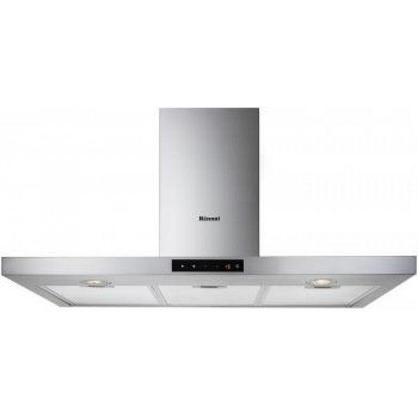 Rinnai RH-C249-SSR Chimney Cooker Hood + RB-3Si  Steel Hob - Lion City Company