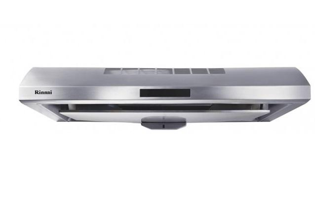 Rinnai RH-S259-SSR-T Cooker Hood + RB-93TS Stainless Steel Hob - Lion City Company