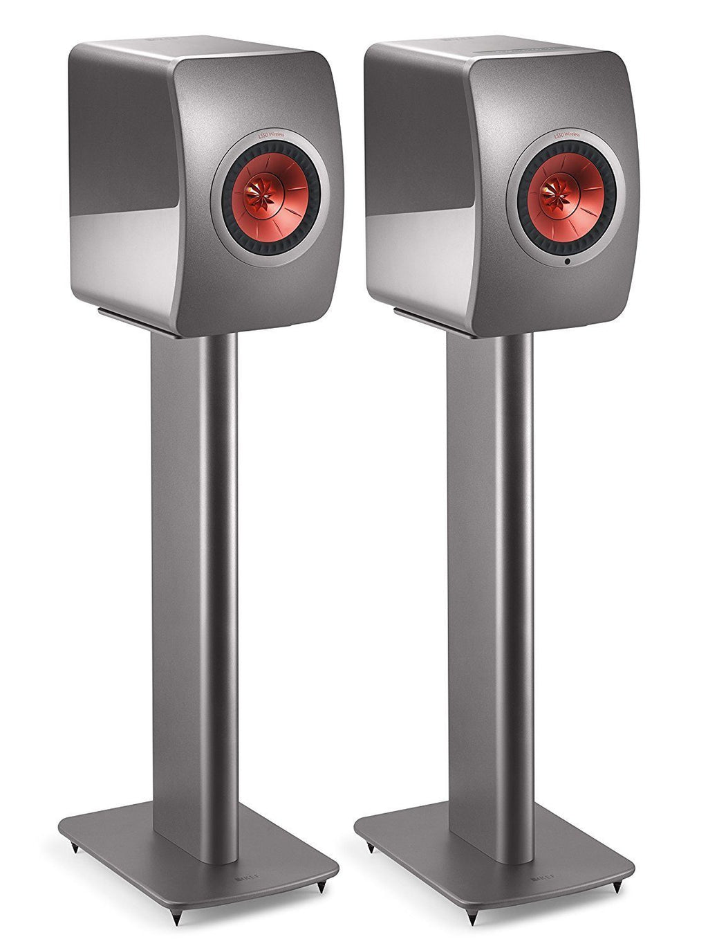 KEF Performance Speaker Stand - Grey SP3989HA