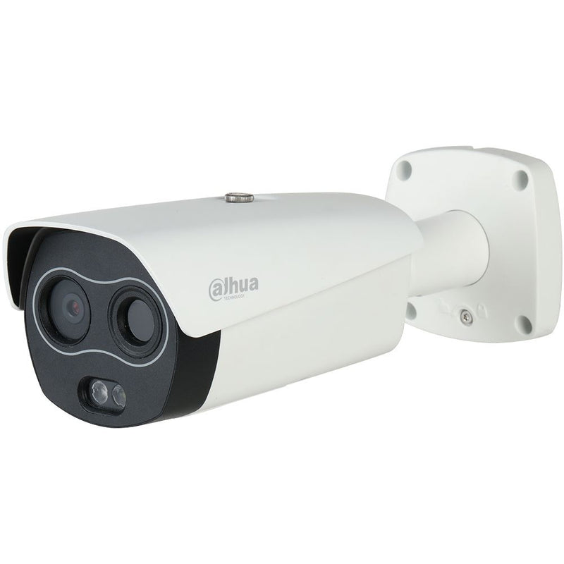 Hybrid Thermal ePoE Network Bullet Camera 256 x 192