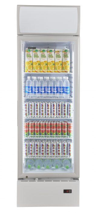 Kadeka KSC-420W Upright Chiller Showcase One Door