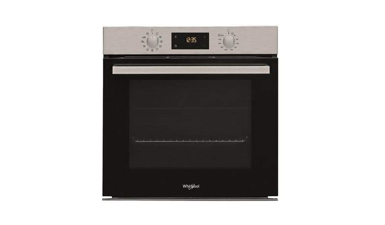 Whirlpool AKP3840PIXAUS 60cm Built-in Oven - Stainless Steel