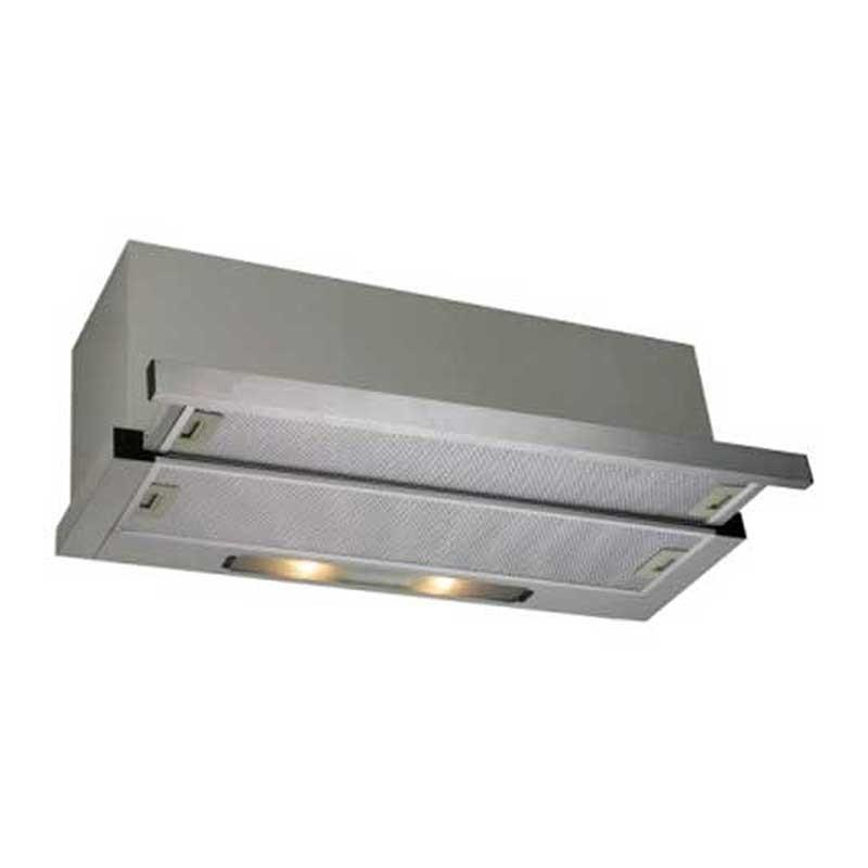 Brandt 90cm Stainless Steel Telescopic Hood AT1490X
