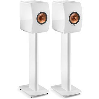 KEF Performance Speaker Stand - White  SP3989AA - Lion City Company