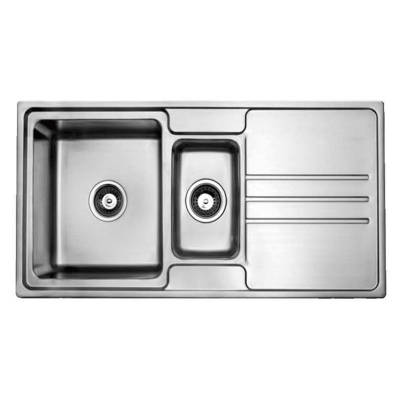 Rubine Kitchen Sink Classic R25 Series CLX851