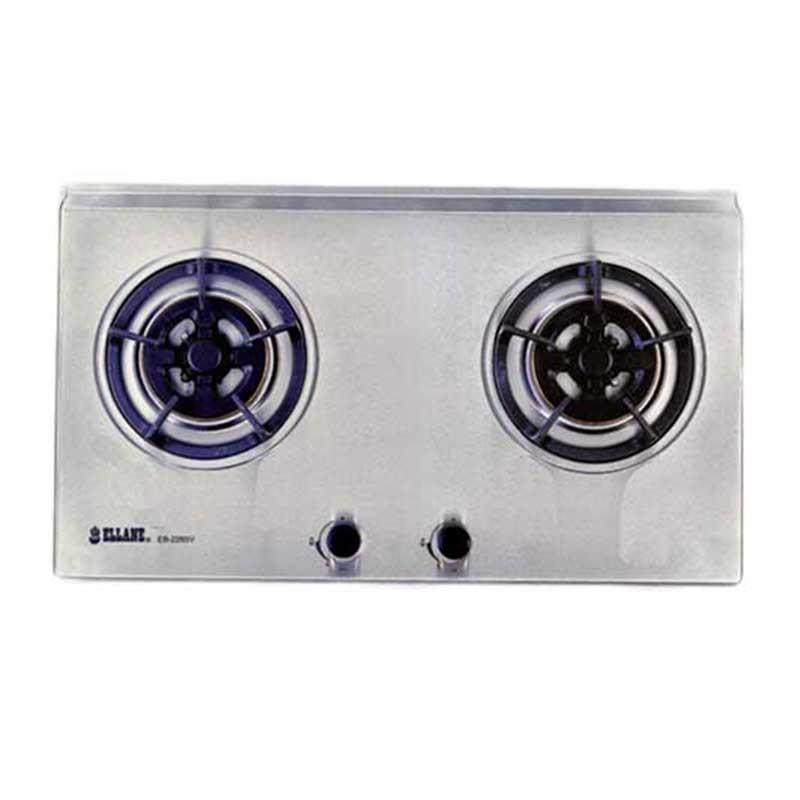 Ellane 2 burner Built-in Hob EB228SV - Lion City Company