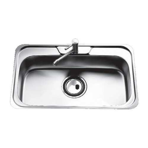 Rubine Kitchen Sink Elegant ELX610B - 87B - Lion City Company