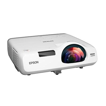 Epson EB535W Short-Throw Projector - Lion City Company