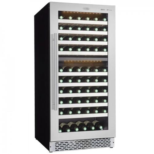 Europace EWC 8121S 110 Bottles Wine Chiller with Twin Cooling
