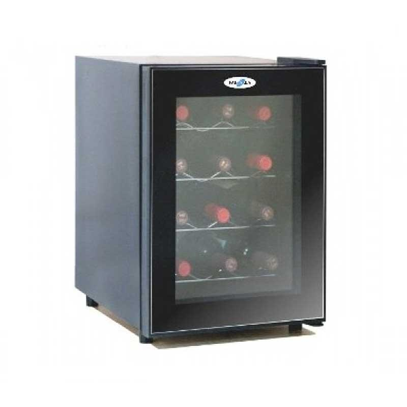 Farfalla 40L Electric Wine Cooler FWC40BK - Lion City Company