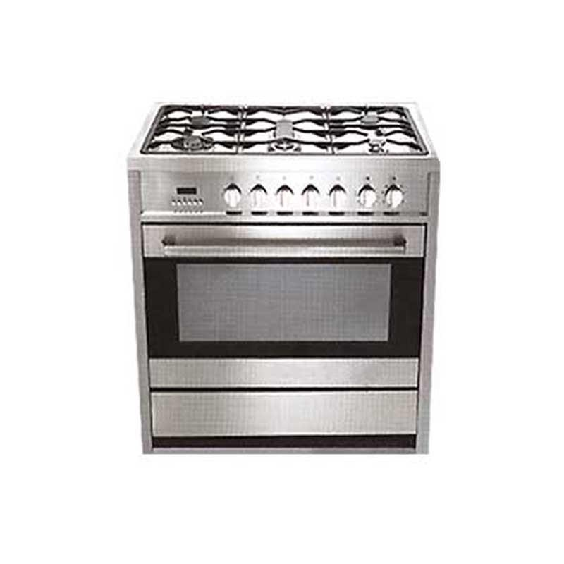 EF 90cm Free Standing Cooker w/ Electric Oven GCAE9650ASS - Lion City Company