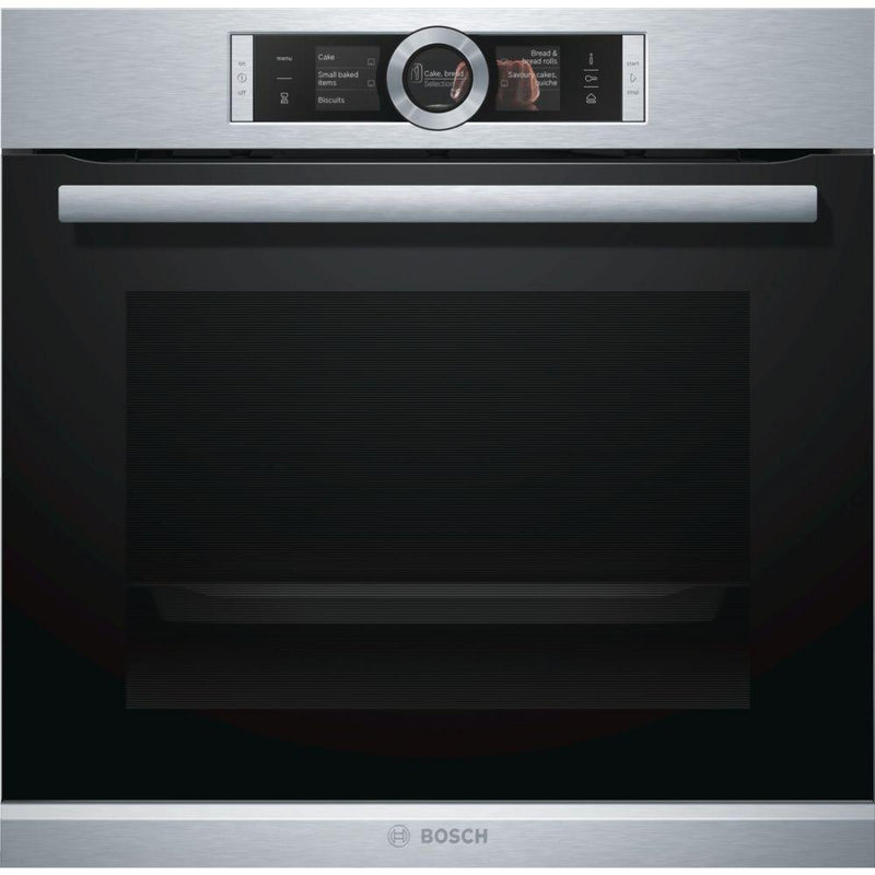 Bosch Stainless Steel Combi-steam oven HSG636ES1 - Lion City Company