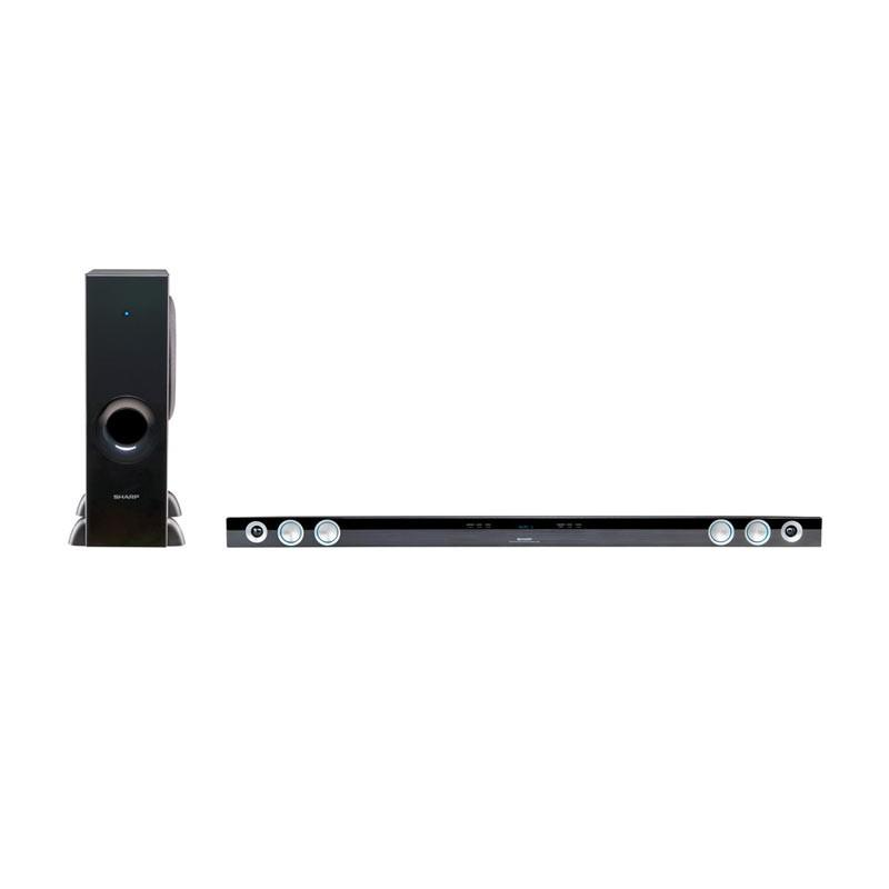 Sharp All-in-One Sound Bar System HTSB60 - Lion City Company