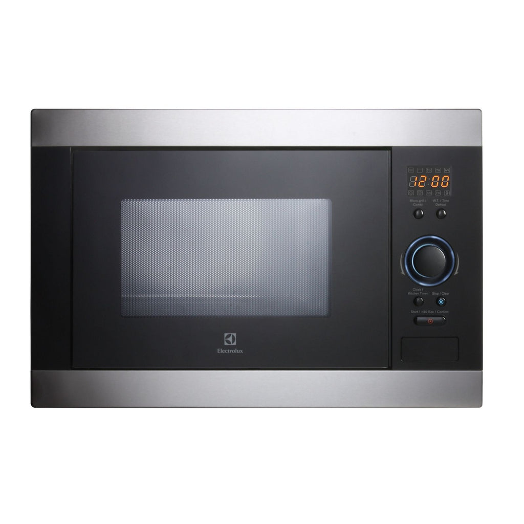 Electrolux 25L Built-in Microwave Oven With Grill EMS2540X - Lion City Company