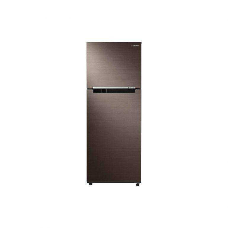 SAMSUNG RT38K503ADX/SS 2 DR FRIDGE (GROSS 397L) TOP MOUNT FREEZER