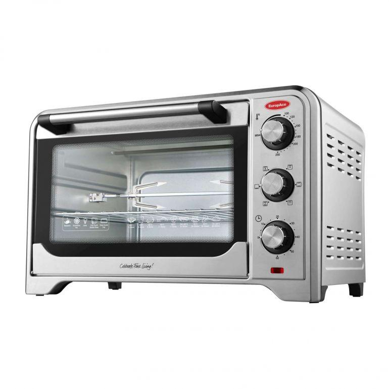 EUROPACE EEO5301T S/STEEL CONVECTION OVEN (30L) DOUBLE GLASS