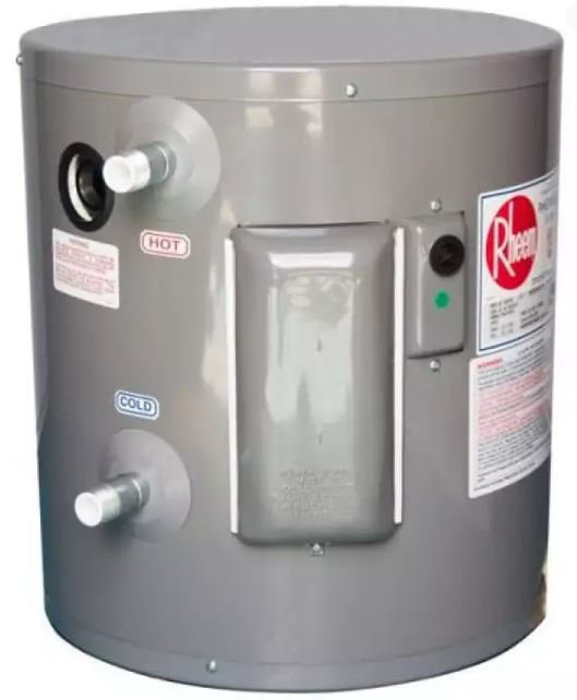 Rheem 10 Gallon Vertical Storage Water Heater 65SVP10S