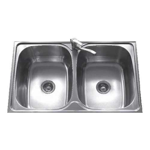 Rubine Kitchen Sink Jumbo JUX620 - Lion City Company