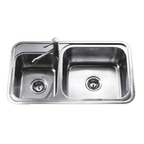 Rubine Kitchen Sink Jumbo JUX660