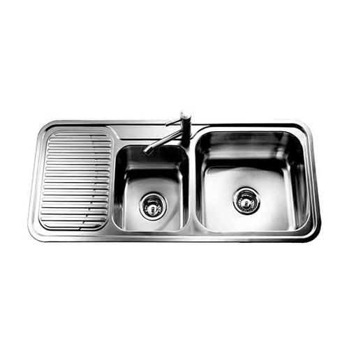 Rubine Kitchen Sink Jumbo JUX661(L/R) - Lion City Company
