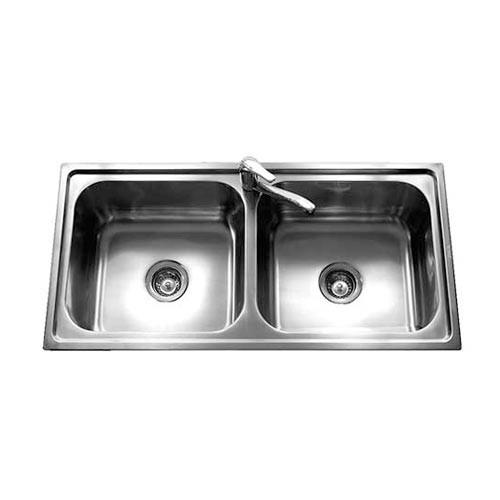 Rubine Kitchen Sink Jumbo JUX860 - Lion City Company