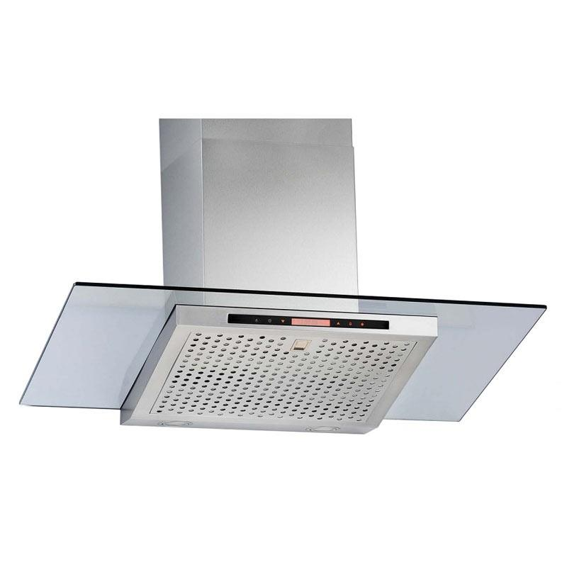 Tecno 90cm Glass Chimney Hood KP 9988 - Lion City Company