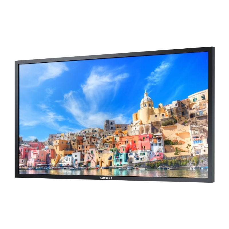 Samsung 85 inch. 4K UHD LED Display Touchscreen LH85QMDRTBC/XS
